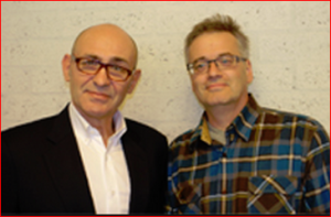 Dick Kuiper,rechts,BUTEYKO.Knipsel