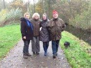 intervisie groep Eindhoven 1(hondje van Vivine)in Tienhoven