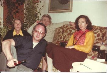 Ton Dane, Frank,Godefrida,JanvM(83)