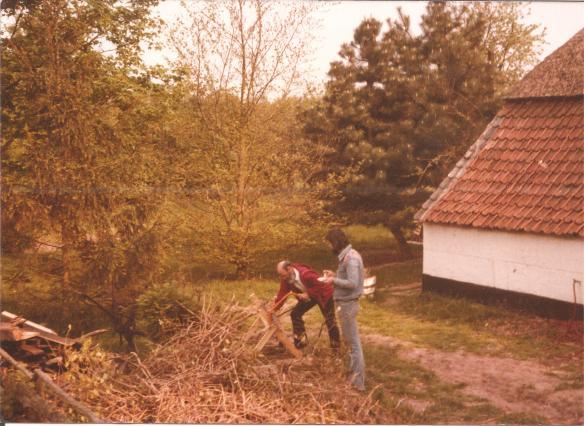 Walter Kempler Met Roel Bouwkamp